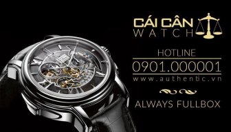 Luxury watch Cái Cân